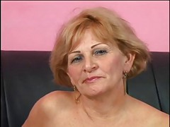 Busty Granny Gets Fucked