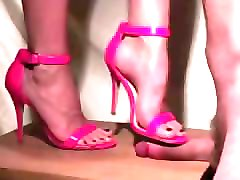 perfect shoejob heeljob - heelslovers@pornhub (2)