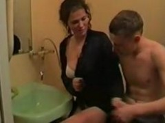 Incest With Elder Sister In Bathroom