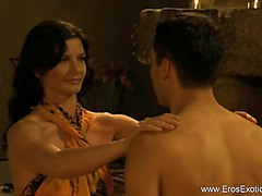 healthy prostate massage film