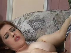 Natural Redhead Gets Sucked And Fucked