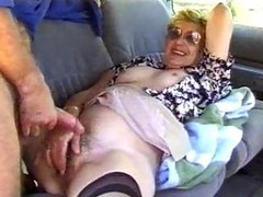 Wife Fucked In A Car As Husband Films