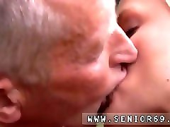 old man fucks pornstar and old man femdom but to his surprise his