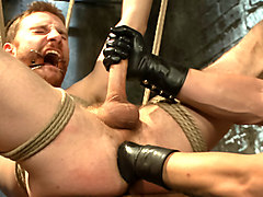 New Dom Hayden Richards Fucks and Fists Slave #316
