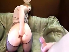 Hot Amateur Couple Make An Awesome Sextape