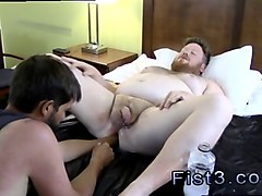 free gay sex movie fist time sky works brocks hole with his fist