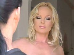 Silvia Saint and Suzie Diamond Hostel Lesbians..