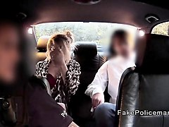 fake cop caught couple dogging