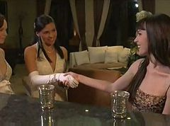 Amazing Lesbians Danica Dillon And Dana Dearmond Finally Get Together